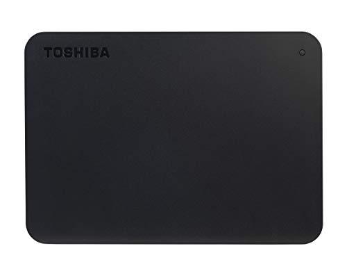 Toshiba HDTB410EK3AA Canvio Basics Tragbare Externe Festplatte USB...