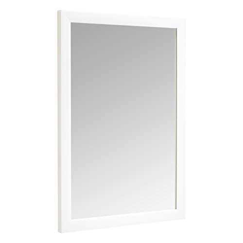 Amazon Basics Rechteckiger Wandspiegel, 50,8 x 71,1 cm, Standard-Rand,...