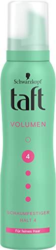 Taft Schaumfestiger Volumen Feines Haar Halt 4, 150 ml