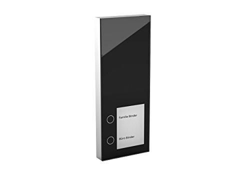Telegärtner Elektronik 150730 DoorLine Slim DECT schwarz...