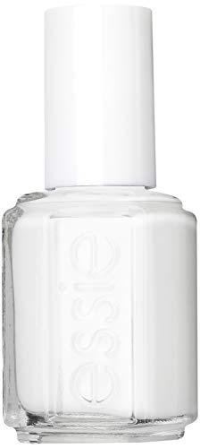Essie Nagellack für farbintensive Fingernägel, Nr. 1 blanc, Weiß,...