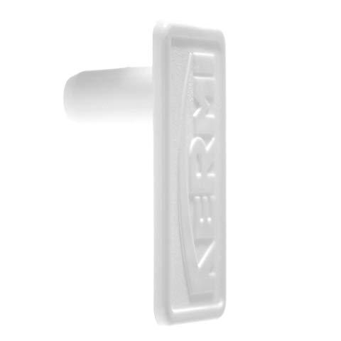 Kermi-Clip für seitl. Abdeckung, rechts f. Typ 11-33, weiß...