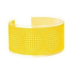 Componi 75 anello Ring, sfere gelb Folie Ø 10,5cm H: 5,5cm