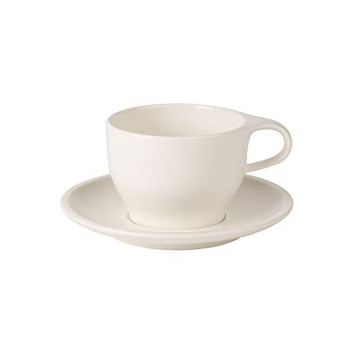 Villeroy und Boch Coffee Passion Cappuccino-Set, 2-teilig, Premium...