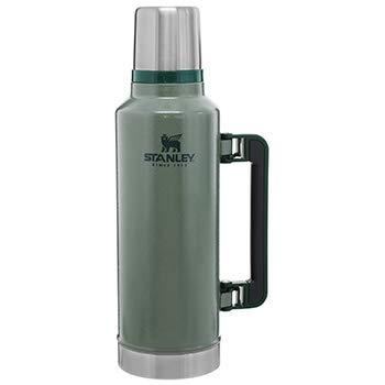 Stanley Classic Legendary Bottle 1,9 Liter / 2.0QT Hammertone Green -...