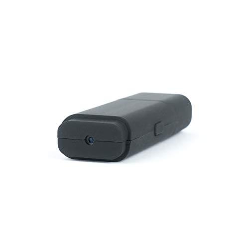 Nanotrix® Pluto S2 HD Mini USB Kamera mit Bewegungsmelder Videokamera...