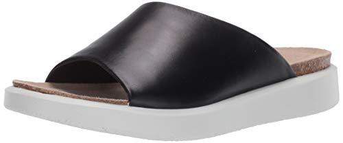 Ecco Damen CORKSPHERESANDAL Pantoffeln, Schwarz (Black 1001), 40 EU