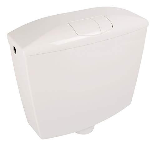 Calmwaters® Spülkasten mit 2-Mengen-Spülung, 3,5 & 6-9 Liter...