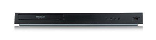 LG UBK90 Ultra HD 4K Blu-ray-Player (mit HDR, Dolby Vision und Dolby...