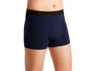 Herren Inkontinenz-Shorts, waschbare Inkontinenz-Unterhose Männer,...
