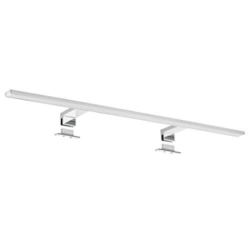 SEBSON® LED Spiegelleuchte 80cm, Bad IP44, Aufbauleuchte +...