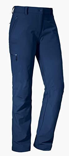 Schöffel Pants Ascona, leichte und komfortable Damen Hose für...