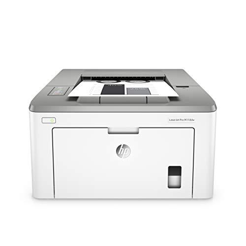 HP LaserJet Pro M118dw Laserdrucker (Schwarzweiß Drucker, WLAN,...