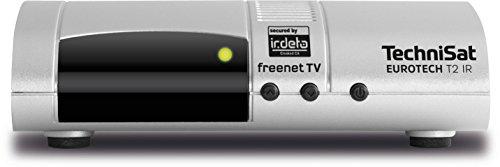 TechniSat EUROTECH T2 IR - DVB-T2-Receiver (mit kartenlosem...