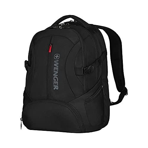 Wenger Transit 16' Deluxe Rucksack mit besten Schutz für Notebook und...