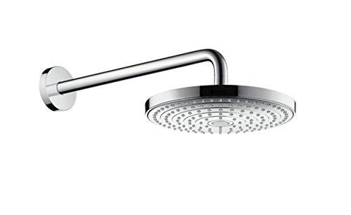 hansgrohe Raindance Select S 240 wassersparender Duschkopf, Kopfbrause...
