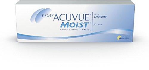 ACUVUE MOIST 1-Day Tageslinsen für empfindliche Augen & Allergiker...