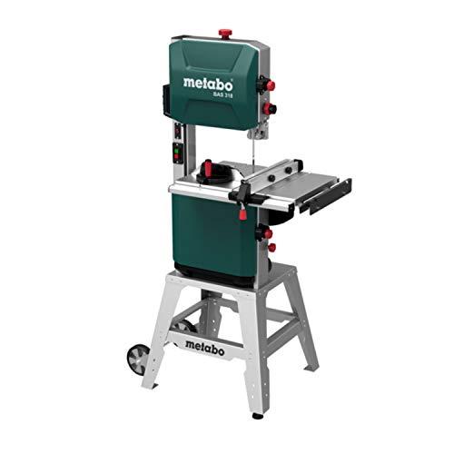 Metabo Bandsäge BAS 318 Precision WNB (619009000) Karton,...