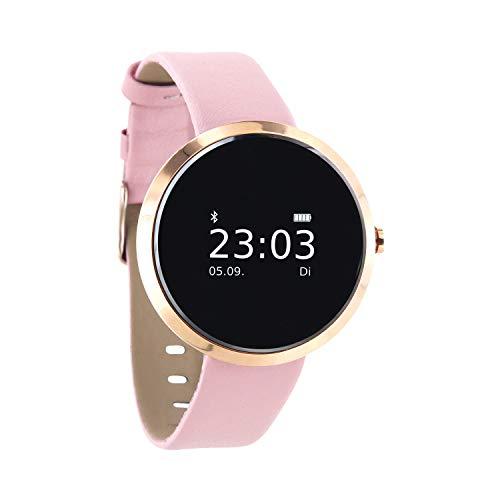 X-WATCH 54010 SIONA XW FIT Damen Smartwatch, Activity Tracker für...