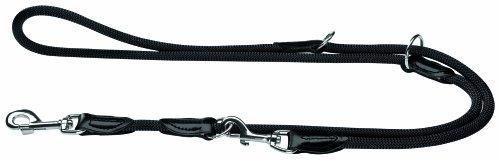 HUNTER Freestyle Verstellbare Führleine für Hunde, robust,...