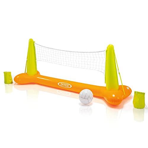 Intex Pool Volleybal Game - Aufblasbares Wasserballspiel -...