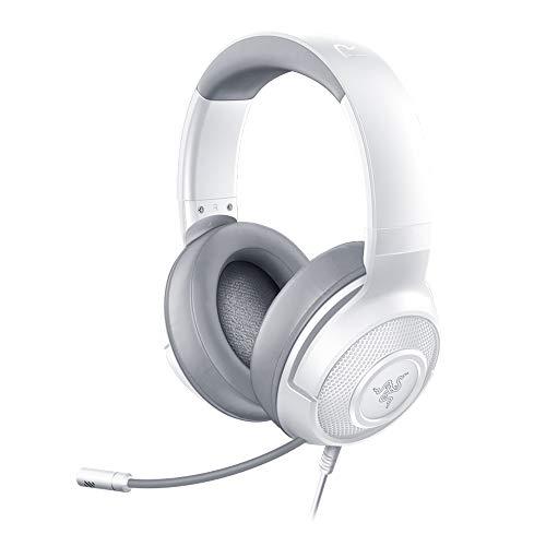 Razer Kraken X Mercury - Gaming Headset (Ultra leichte Gaming...