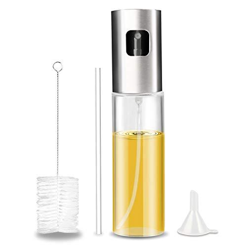 Öl Sprayer, Gifort Ölsprüher Ölspender mit gratis Tube Bürste und...