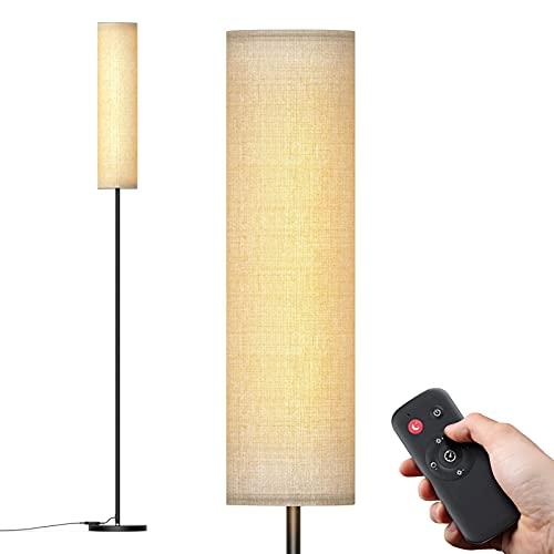 Stehlampe, dodocool LED dimmbar Lamp für Wohnzimmer Schlafzimmer 12W...