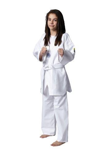 Kwon Kampfsportanzug Taekwondo Song, weiß, 180 cm, 551003180