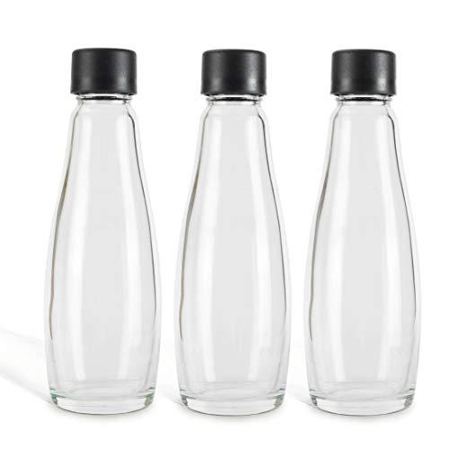 Zoomyo Glasslife Zubehör für die Glasslife Wassersprudler mit...