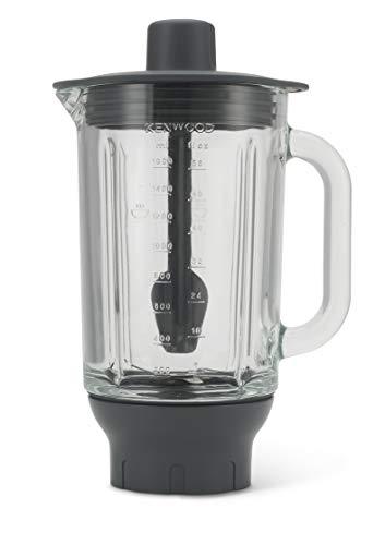 Kenwood KAH358GL Glas-Mixaufsatz (crushen, mixen, heiße Suppen,...