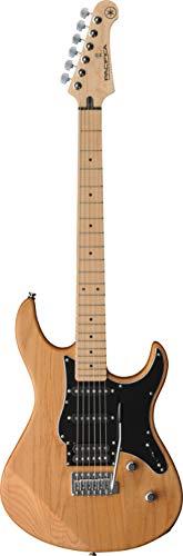 Yamaha Pacifica 112VMX E-Gitarre Natur Satin – Hochwertige E-Gitarre...