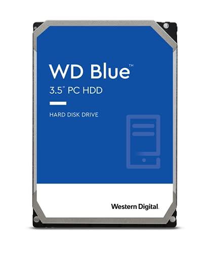 WD Blue 1TB Interne Festplatte (8,9 cm (3,5 Zoll)), SATA 6 Gb/s BULK...