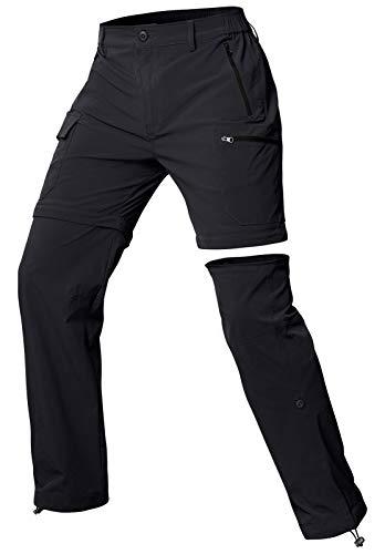 Cycorld Wanderhose Damen Trekkinghose, Atmungsaktiv Zip Off Damen...