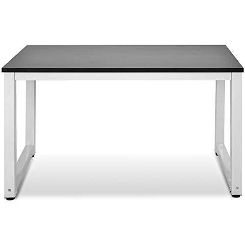 Merax PC Tisch Computertisch Schreibtische Bürotisch Arbeitstisch...