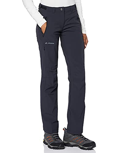 VAUDE Damen Hose Women's Farley Stretch Pants II, Black, 48,...
