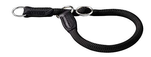 HUNTER Freestyle Dressurhalsung, Hundehalsband, Zugstopper, robust,...