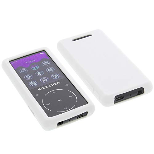 foto-kontor Hülle für Soulcker MP3 Player 16GB Tasche Silikon...