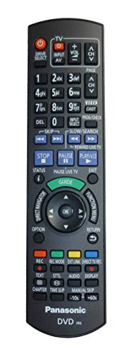 Panasonic N2QAYB000644 Fernbedienung für DMR-XS400 DVD Recorder