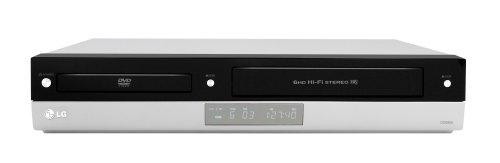 LG V 190 DVD-Player und Hi-Fi Videorekorder (4 HD Stereo VHS Recorder,...