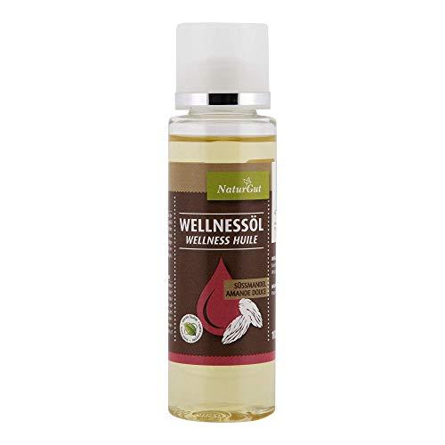 NaturGut Massageöl Süssmandel 100 ml für Frauen und Männer...