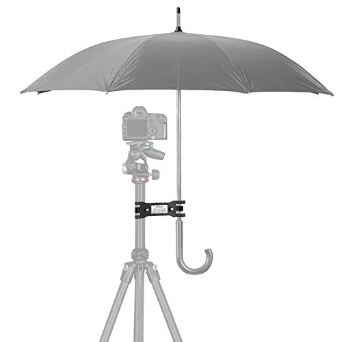 Socobeta Kamera Regenschirm Clip Außenkamera Stativ Regenschirm...