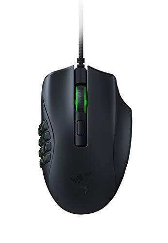 Razer Naga X - Kabelgebundene Gaming Maus mit 16 programmierbaren...