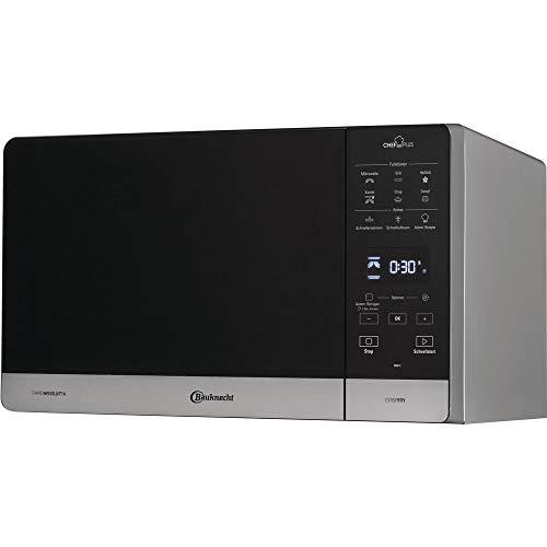 Bauknecht Chef Plus MW 49 SL/ 5in1-Multifunktionsmikrowelle / 800 W/25...