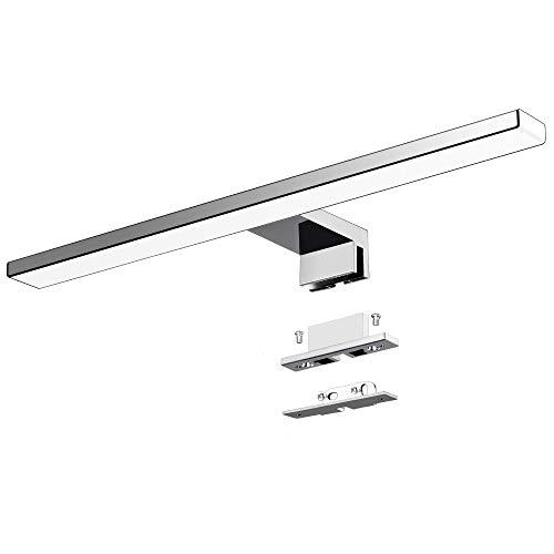 LED Spiegelleuchte Badezimmer 10W 820LM 40cm Neutralweiß 4000K...