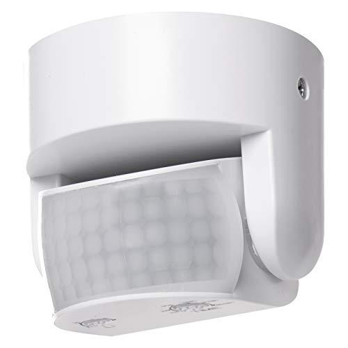 EMOS G1240 Infrarot-Bewegungsmelder IP65 für Innen und Außen,...