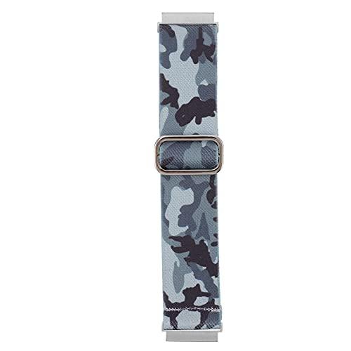 UKCOCO Kompatibel mit Galaxy Watch3 Aktive 22Mm- Nylon Armband Uhr...