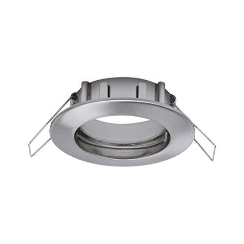 Paulmann 99738 Spot Premium Einbaurahmen starr Eisen gebürstet 3er...