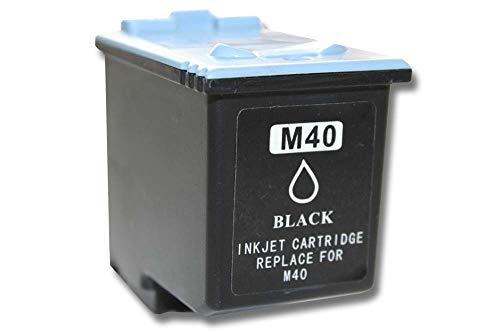 Tintenpatrone Druckerpatrone schwarz kompatibel zu INK-M40 für SF-...