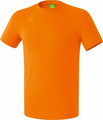 erima Kinder T-Shirt Teamsport, Orange, 164, 208339
